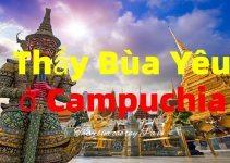 Thầy làm bùa yêu ở Campuchia